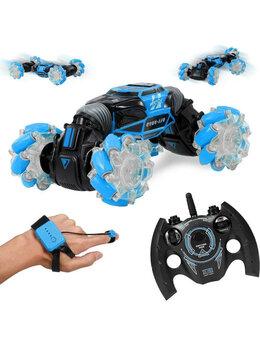 Радиоуправляемые игрушки - Машинка игрушка дрифт перевертыш Hyper Skidding , 0