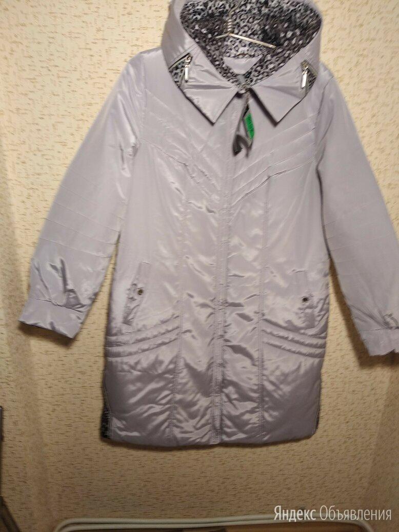 Новое женское зимнее пальто 60 размера от московской фирмы ДиВей по цене 4000₽ - Пальто, фото 0