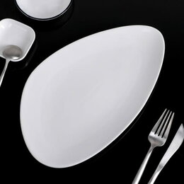 Блюда и салатники - Блюдо треугольное СЛ 29 см, 0