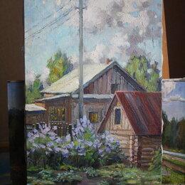 Картины, постеры, гобелены, панно - Пейзаж, 0