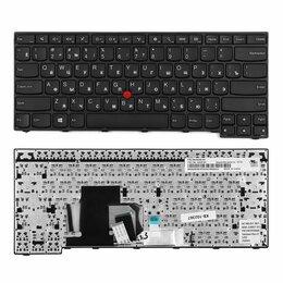 Аксессуары и запчасти для ноутбуков - Клавиатура для ноутбука Lenovo ThinkPad E450,…, 0