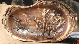 Картины, постеры, гобелены, панно - медное настенное панно Артемида,Богиня охоты, на…, 0