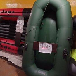 Надувные, разборные и гребные суда - Лодка надувная ПВХ Нерпа 1 полуторка борт 340 мм , 0