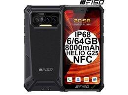 Мобильные телефоны - Новинка Oukitel F150 B2021 Black IP68 6/64GB NFC, 0