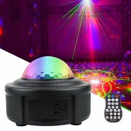 Ночники и декоративные светильники - Диско-Проектор Волшебный шар YSH 90, 0