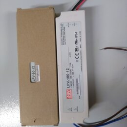 Блоки питания - Источник питания герметичный Mean Well LPV-60-12, 0
