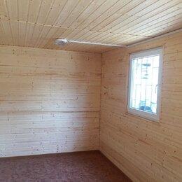 Готовые строения - Дачный утеплённый домик полностью из вагонки., 0