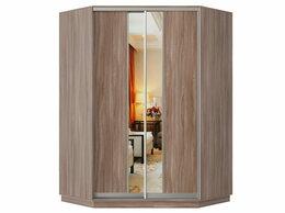Шкафы, стенки, гарнитуры - Шкаф-купе Классика 73 (12;13) 2-х дверный угловой, 0