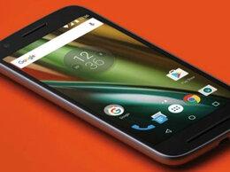 Мобильные телефоны - Motorola Moto E3 xt1700, 0
