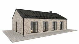 Готовые строения - Дом дачный в скандинавском стиле из газобетона…, 0