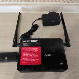Оборудование Wi-Fi и Bluetooth - Роутер Zyxel Keenetic Omni II (Rev.A), 0