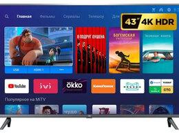 "Телевизоры - Телевизор Xiaomi Mi TV 4S 43"" T2 Global , 0"