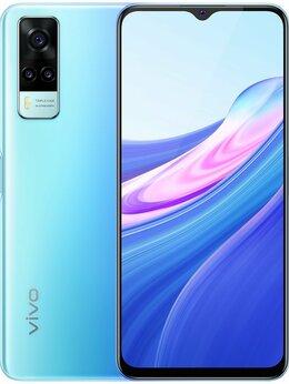 Мобильные телефоны - vivo Y31, голубой океан, 0