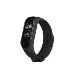 Наручные часы - Умный браслет Xiaomi Mi Band 4 (черный) +NFC (CN), 0