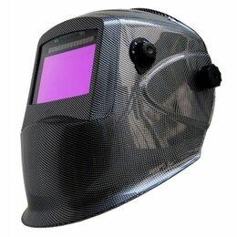 Маски и очки - Маска сварщика Foxweld КОРУНД-2 Карбон 9100V, 0