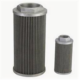Производственно-техническое оборудование - Фильтр всасывающий WU (аналог 10-80-2) и фильтр WF со встроенным магнитом, 0