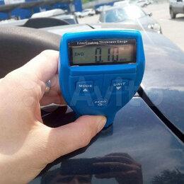 Измерительные инструменты и приборы - Толщиномер покрытия краски, 0
