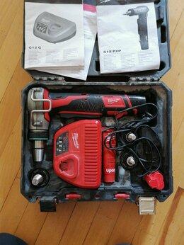Наборы электроинструмента - Расширительный инструмент Milwaukee C12PXP-l1022C , 0