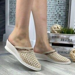 Туфли - Летние туфли без каблука женские, 0