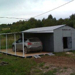 Готовые строения - Металлические гаражи, 0
