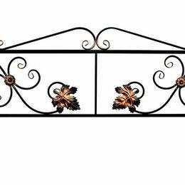 Ритуальные товары - Оградка на могилу, 0