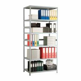 Стеллажи и этажерки - Стеллаж архивный 700*400*2200, 0