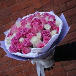 Цветы, букеты, композиции - Розы букет, 0