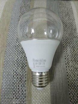 Лампочки - Ультрафиолетовая бактерицидная светодиодная лампа, 0