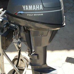 Двигатель и комплектующие  - Лодочный мотор Yamaha 9.9 JMHS Б/У 2014, 0