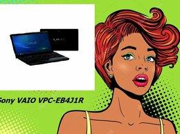 Ноутбуки - Sony VAIO VPC-EB4J1R, 0