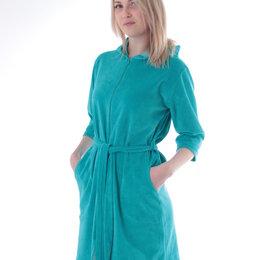 Домашняя одежда - Велюровый халат , 0