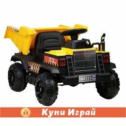 Электромобили - Детский электромобиль грузовик, 0