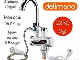 Водонагреватели - Проточный водонагреватель 3000W, 0