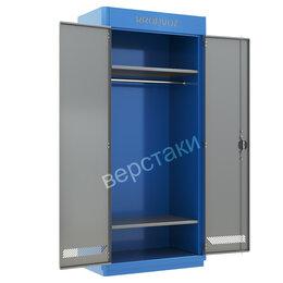 Шкафы, стенки, гарнитуры - Шкаф металлический для хранения одежды KronVuz…, 0