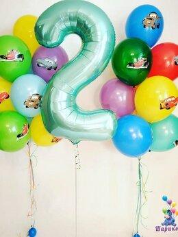 """Воздушные шары - Композиция """"Разноцветные Тачки"""", 0"""