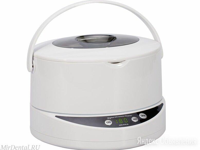 Ультразвуковая ванна - CDS-200B по цене 5466₽ - Оборудование и мебель для медучреждений, фото 0