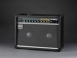Оборудование для звукозаписывающих студий - Гитарный усилитель Roland JC 40, 0