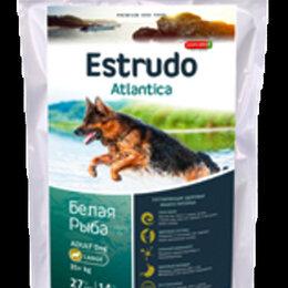 Корма  - Сухой корм для взр. собак крупных пород (Белая рыба), в т.ч. склонных к аллерг, 0