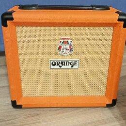 Гитарное усиление - Гитарный Комбоусилитель Orange Crush 12L. Доставка, 0
