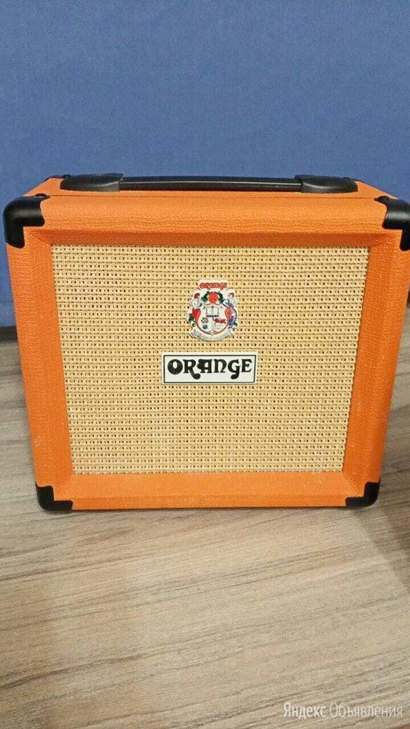 Гитарный Комбоусилитель Orange Crush 12L. Доставка по цене 8500₽ - Гитарное усиление, фото 0