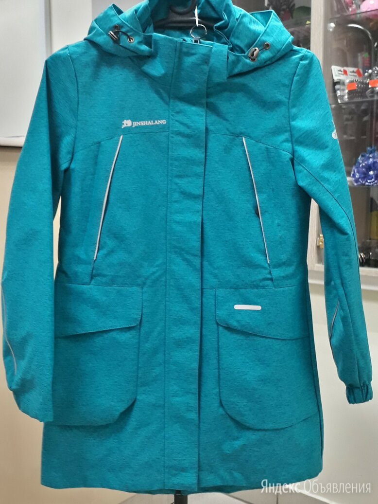 куртка для девочки весна по цене 2200₽ - Куртки и пуховики, фото 0
