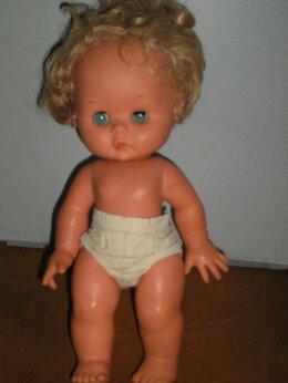 Куклы и пупсы - Кукла топтыжка ГДР, редкая 60-е, 0