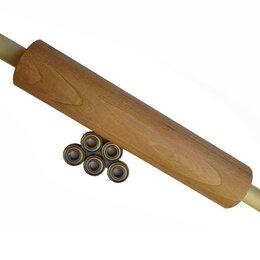 Скалки - Скалка деревянная длинная , 0