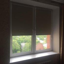 Римские и рулонные шторы - Рулонные шторы мини блэкаут, 0