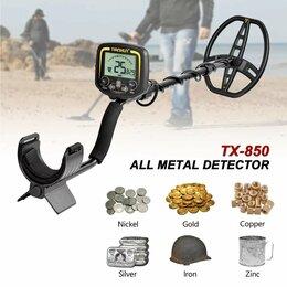 Металлоискатели - Новый качественный металлоискатель TX850, 0