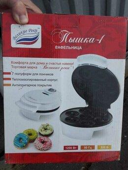 Сэндвичницы и приборы для выпечки - Вафельница для пончиков Пышка-1, 0