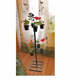 Стеллажи и этажерки - Сборная стойка под цветы и др, 0