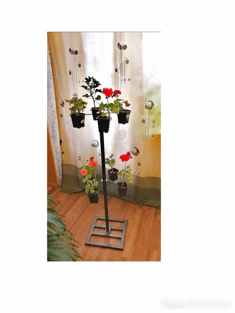 Сборная стойка под цветы и др по цене 4999₽ - Стеллажи и этажерки, фото 0