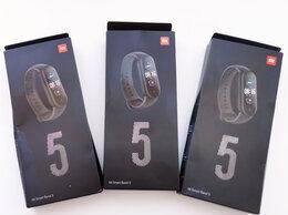Пульсометры и шагомеры - Xiaomi Mi band 5, 0