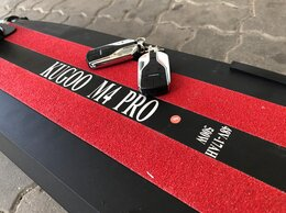 Аксессуары и запчасти - Запчасти для электросамоката KUGOO M4 pro , 0